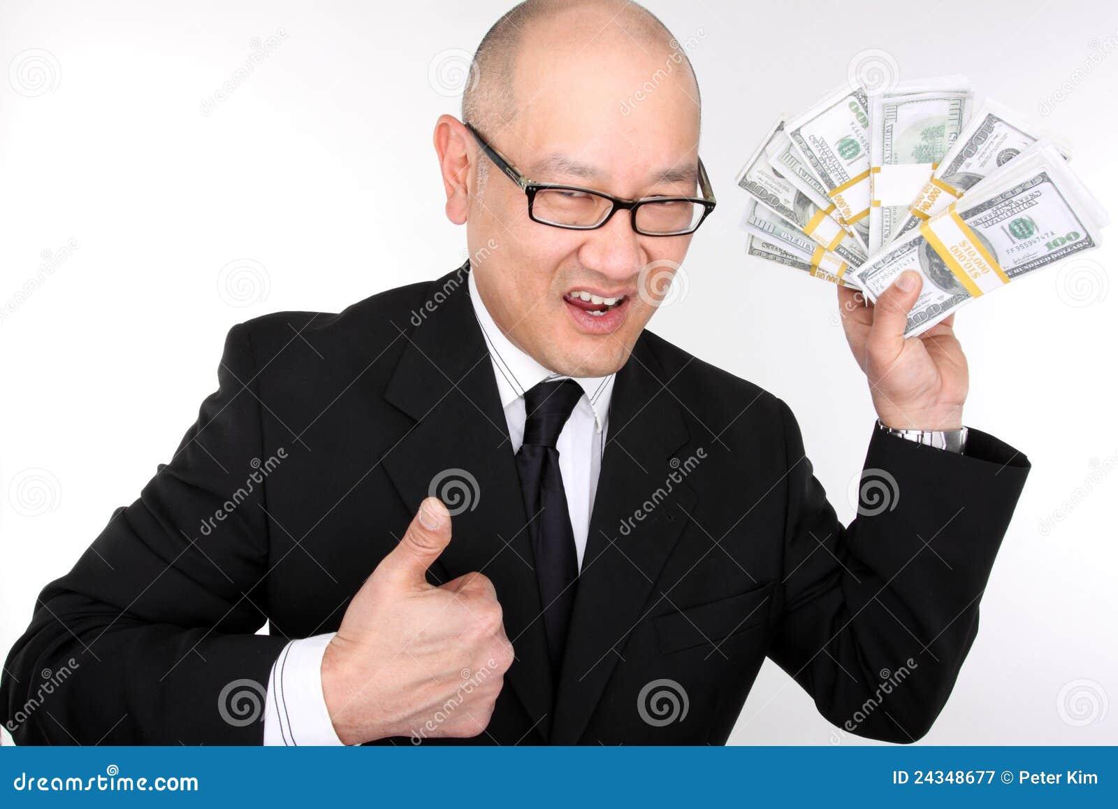 Greedy executive
