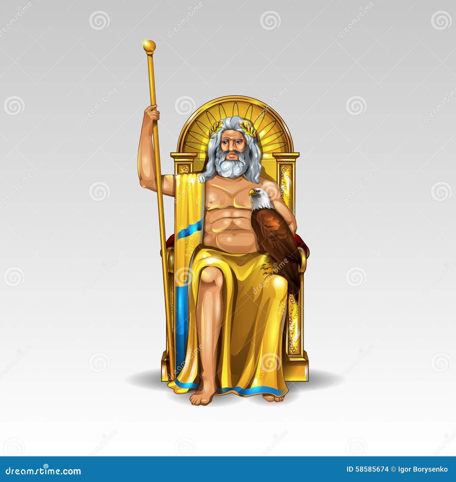 7 статуя зевса в олимпии