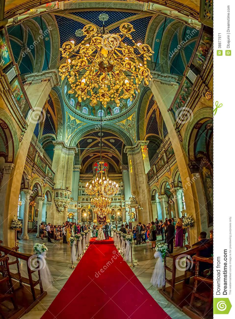 Greek Orthodox Church Istanbul Editorial Photo Image Of