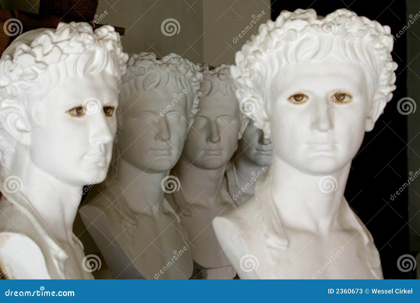 Greek Sculptures Stock Photos - Image 2360673-4000