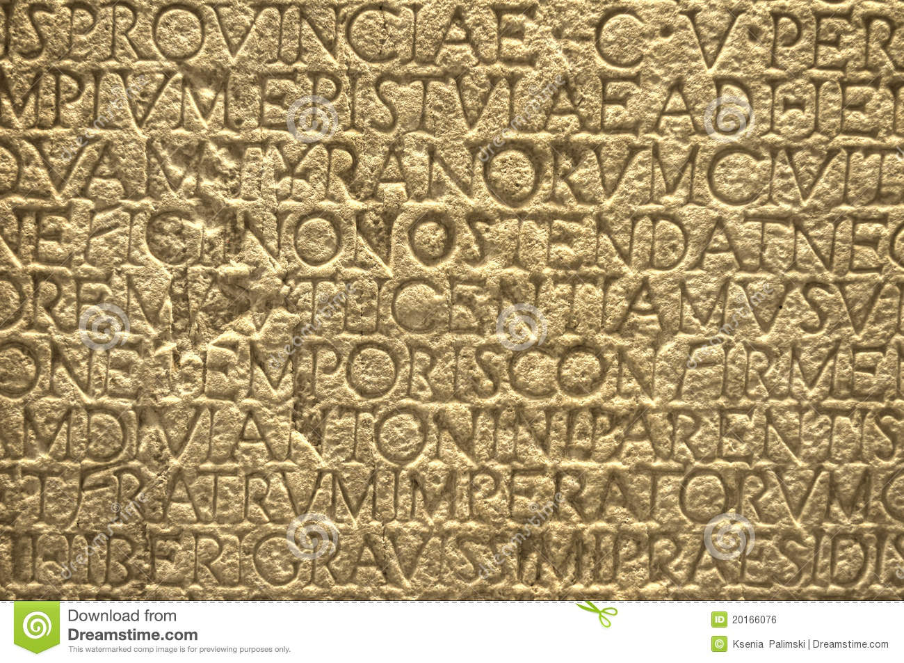 Greek Writing Text Ancient Letters On The Wall Royalty Free Stock ...