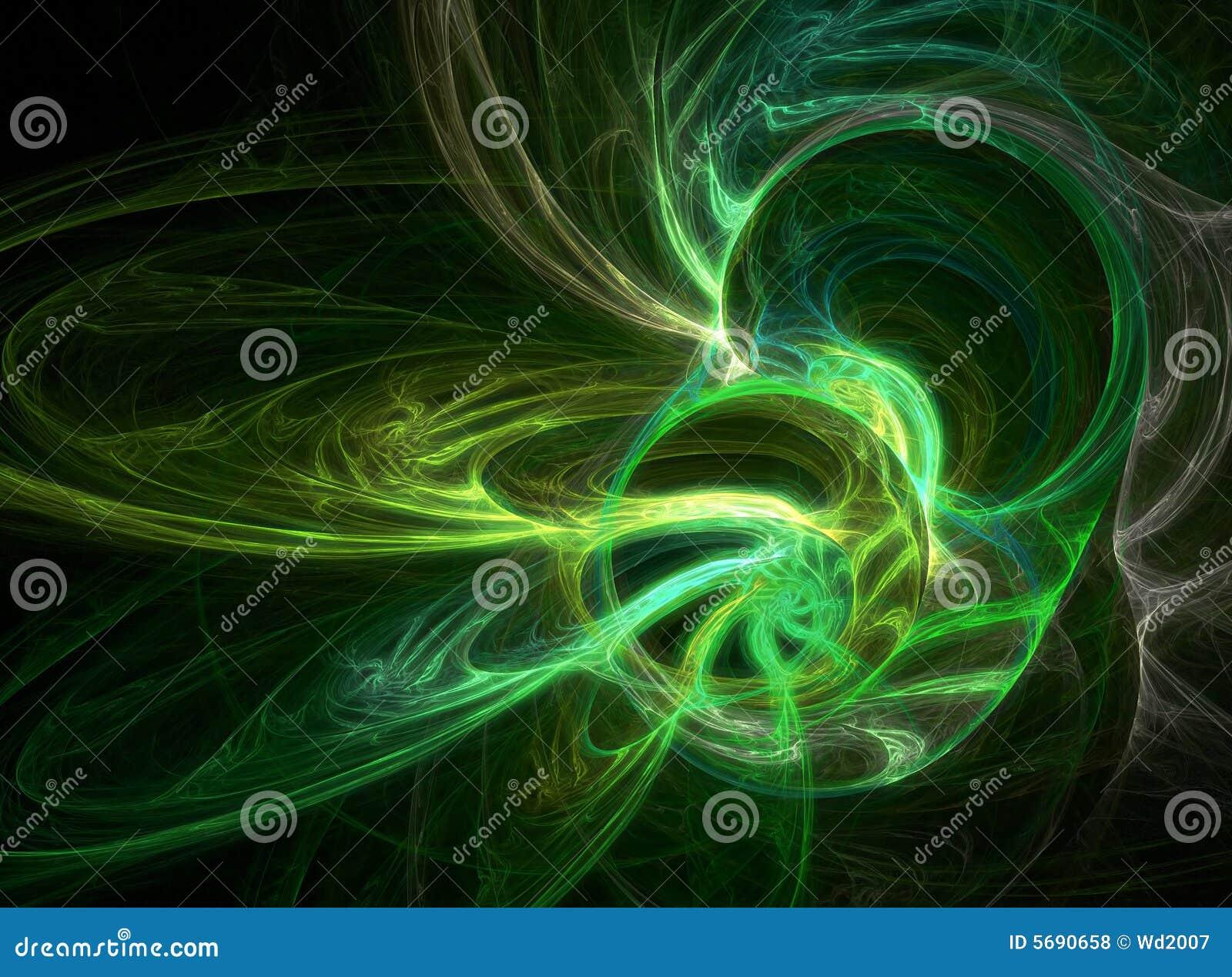 3d abstract green clown - photo #18