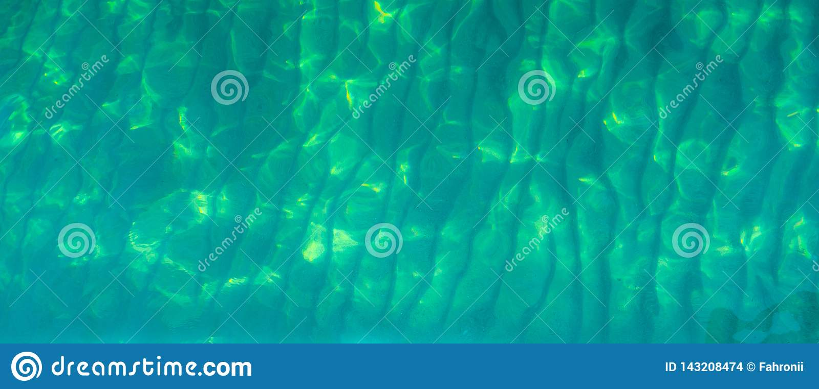 Green abstract texture background of emerald green sea water. Top view of green sea water with unique pattern. Green background. S