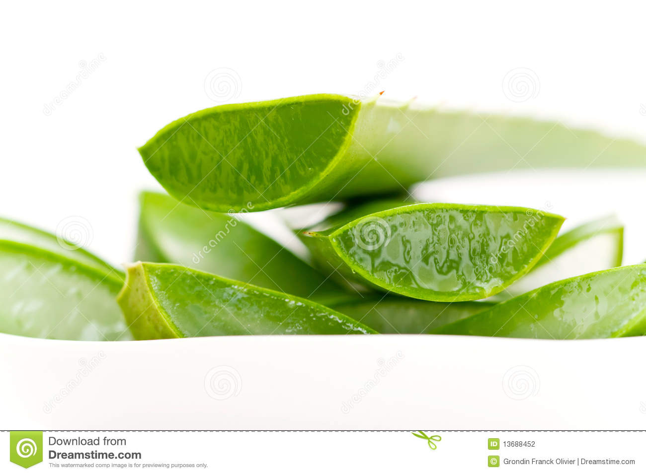 green aloe vera slices stock photo image of transparent 13688452. Black Bedroom Furniture Sets. Home Design Ideas