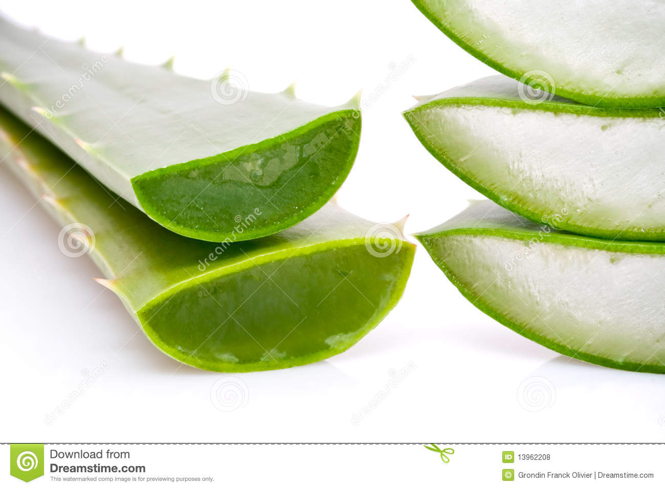green aloe vera slices royalty free stock photos image. Black Bedroom Furniture Sets. Home Design Ideas