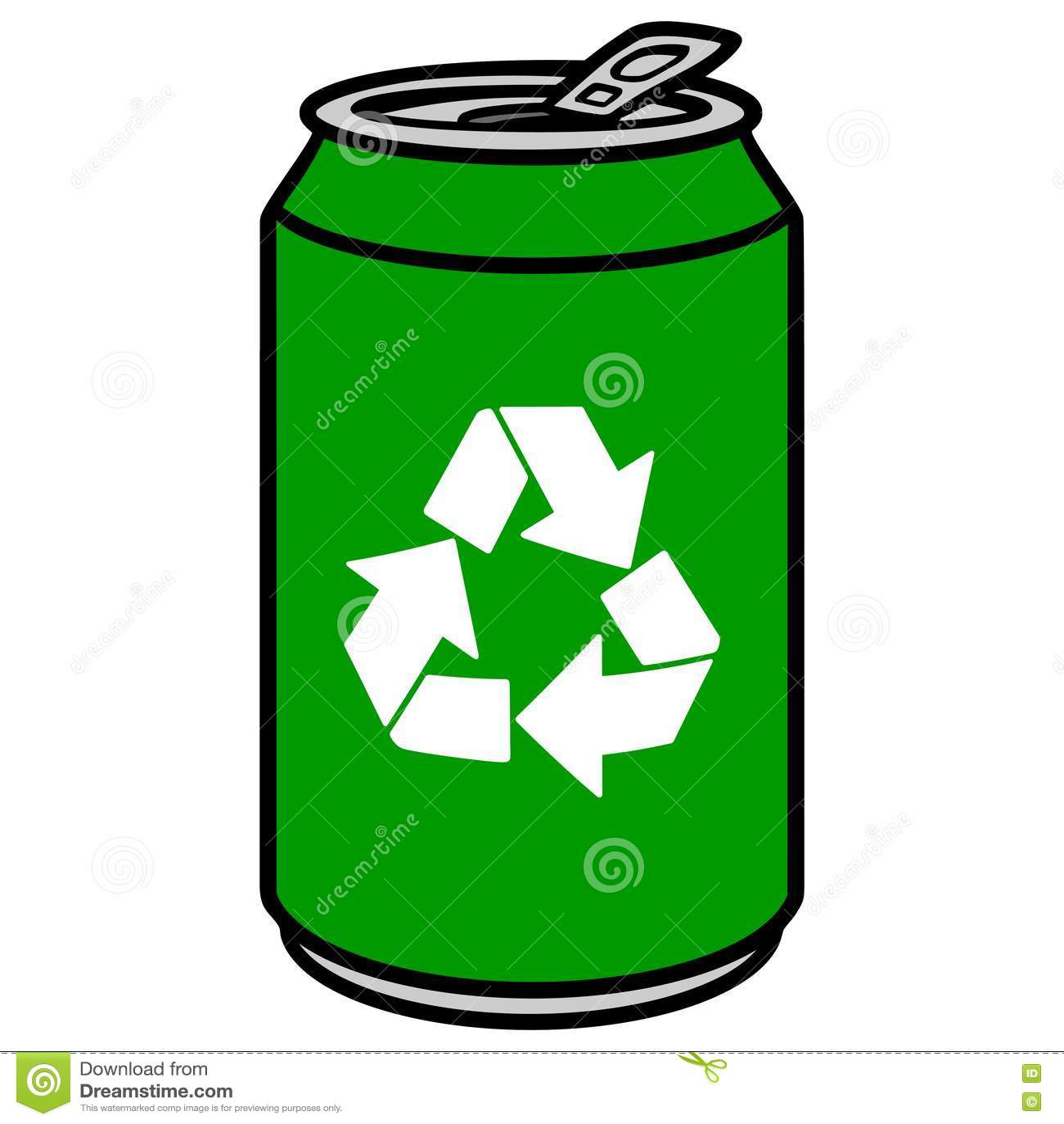 aluminum can recycling symbol stock illustrations 629 aluminum can