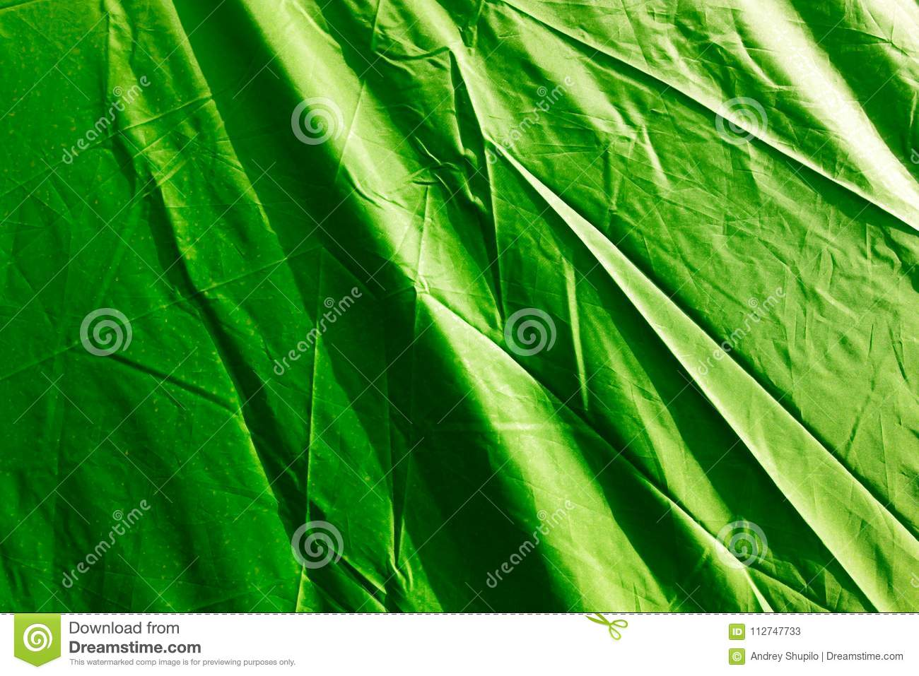 Green Awning As A Background Stock Image - Image of ...