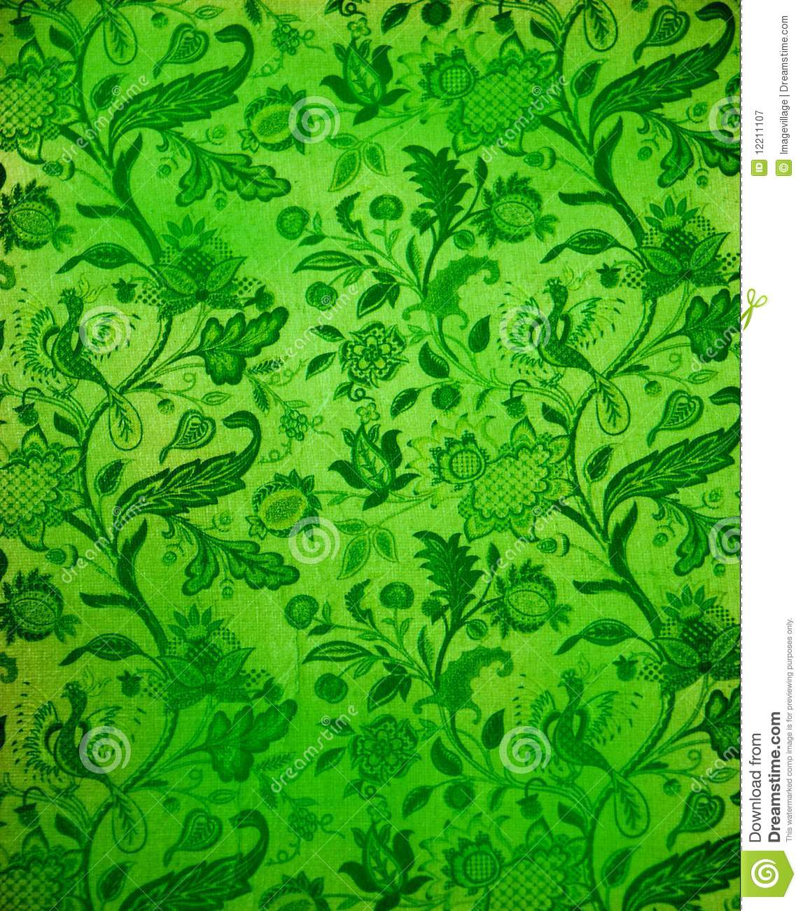 Green background design royalty free stock photography for Green design