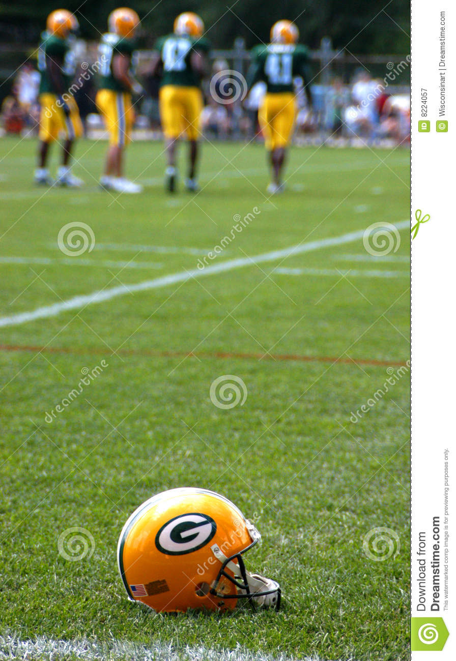 Green Bay-Verpacker-Sturzhelm