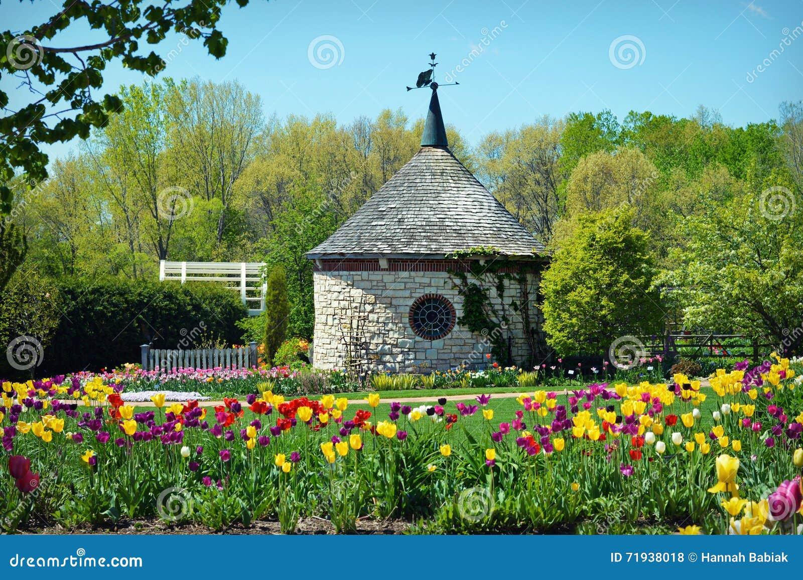 Green Baybotanisk trädgård