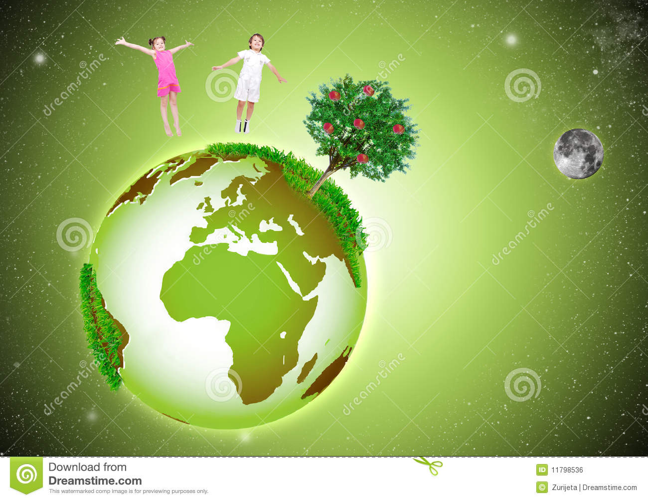 green beautiful earth in the space  with two happy stock peace sign vector png peace sign vector transparent