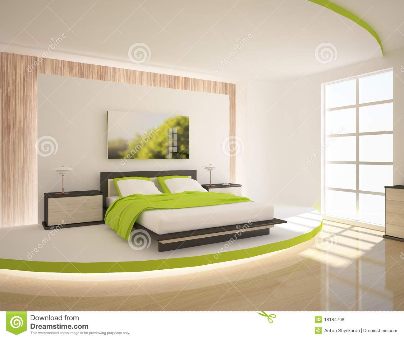 Awesome Vert Chambre Feng Shui Photos - Awesome Interior Home ...