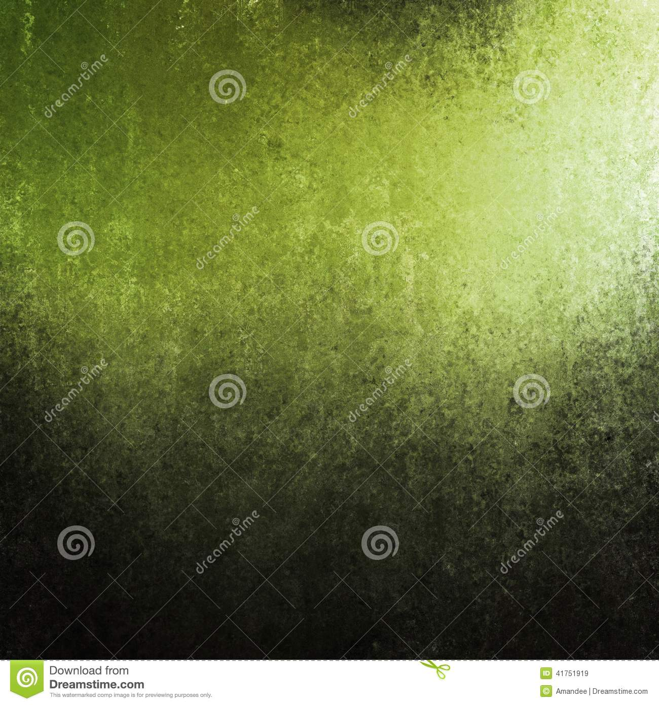 Green Black Background Texture Stock Illustration Image