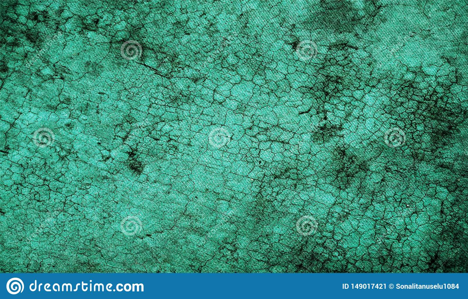 Green and black shaded wall textured background. grunge background texture. background wallpaper.