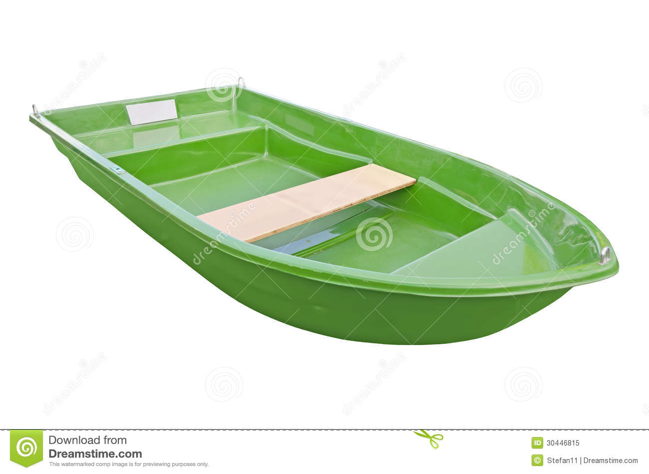 Green Boat Royalty Free Stock Photo - Image: 30446815