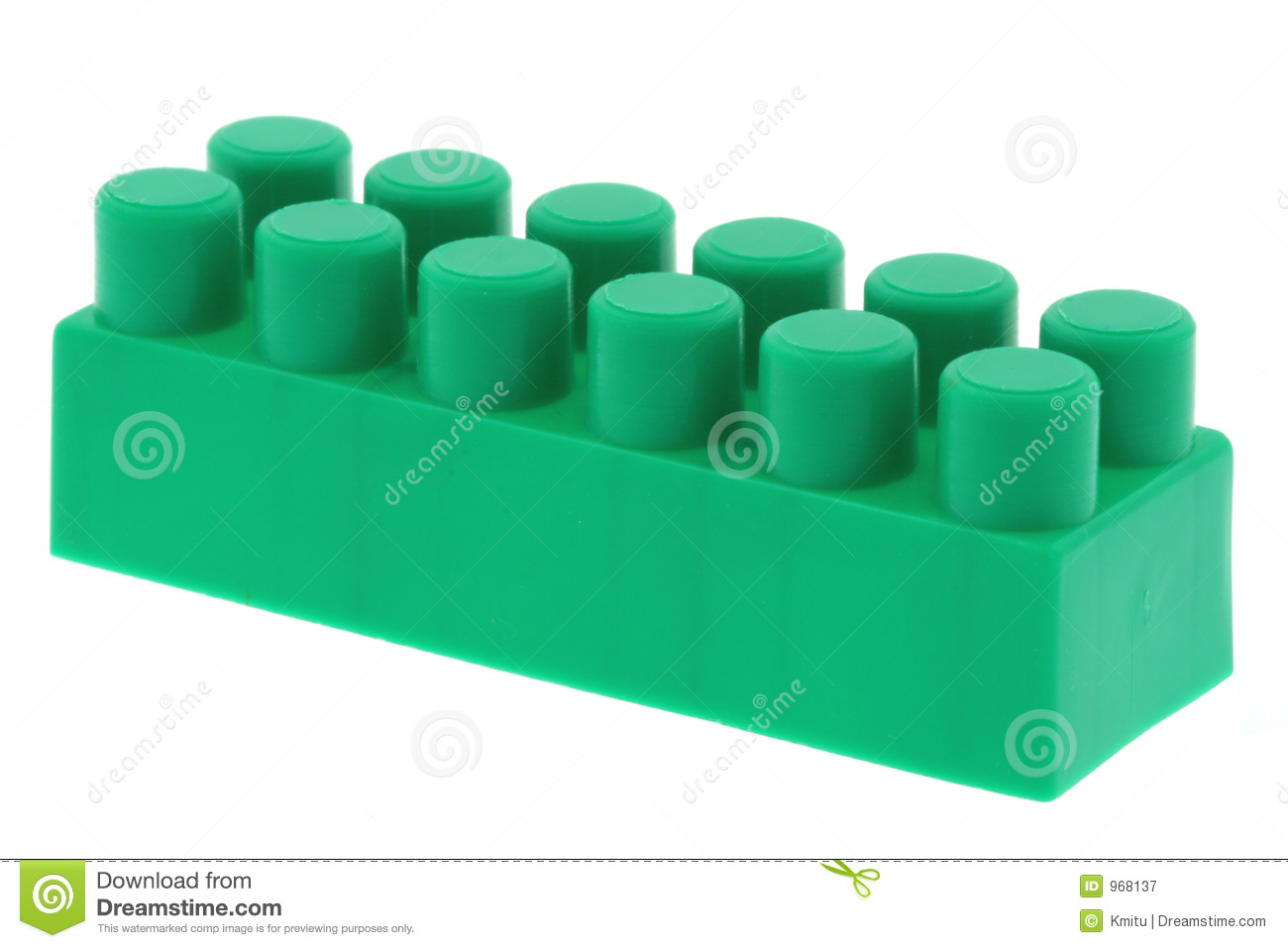 Green Building Blocks
