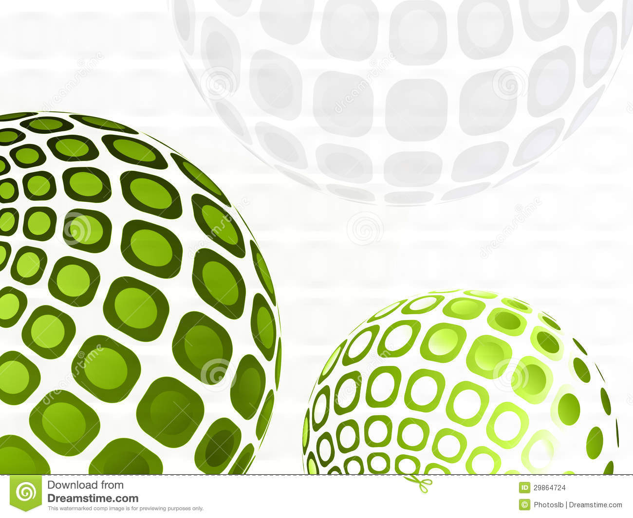 Green Business Background Stock Images Image 29864724