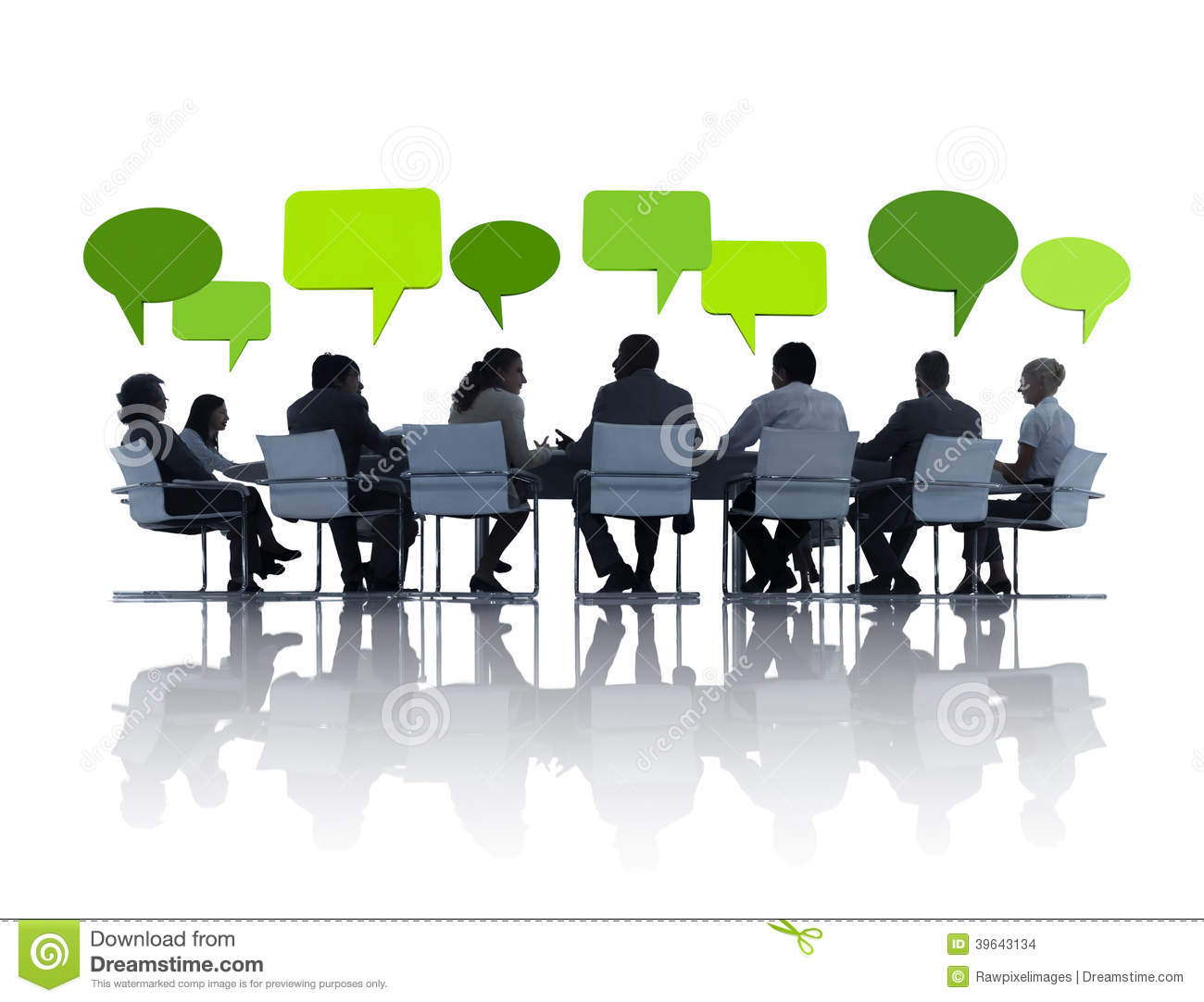 communication with company stakeholders speaker