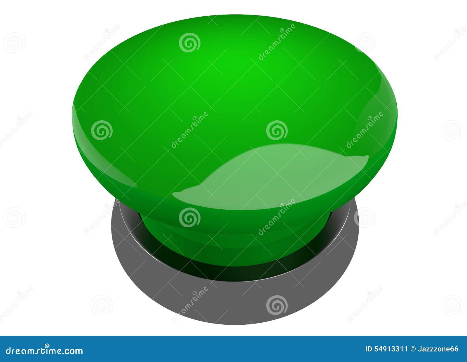 green buzzer button stock photo image 54913311