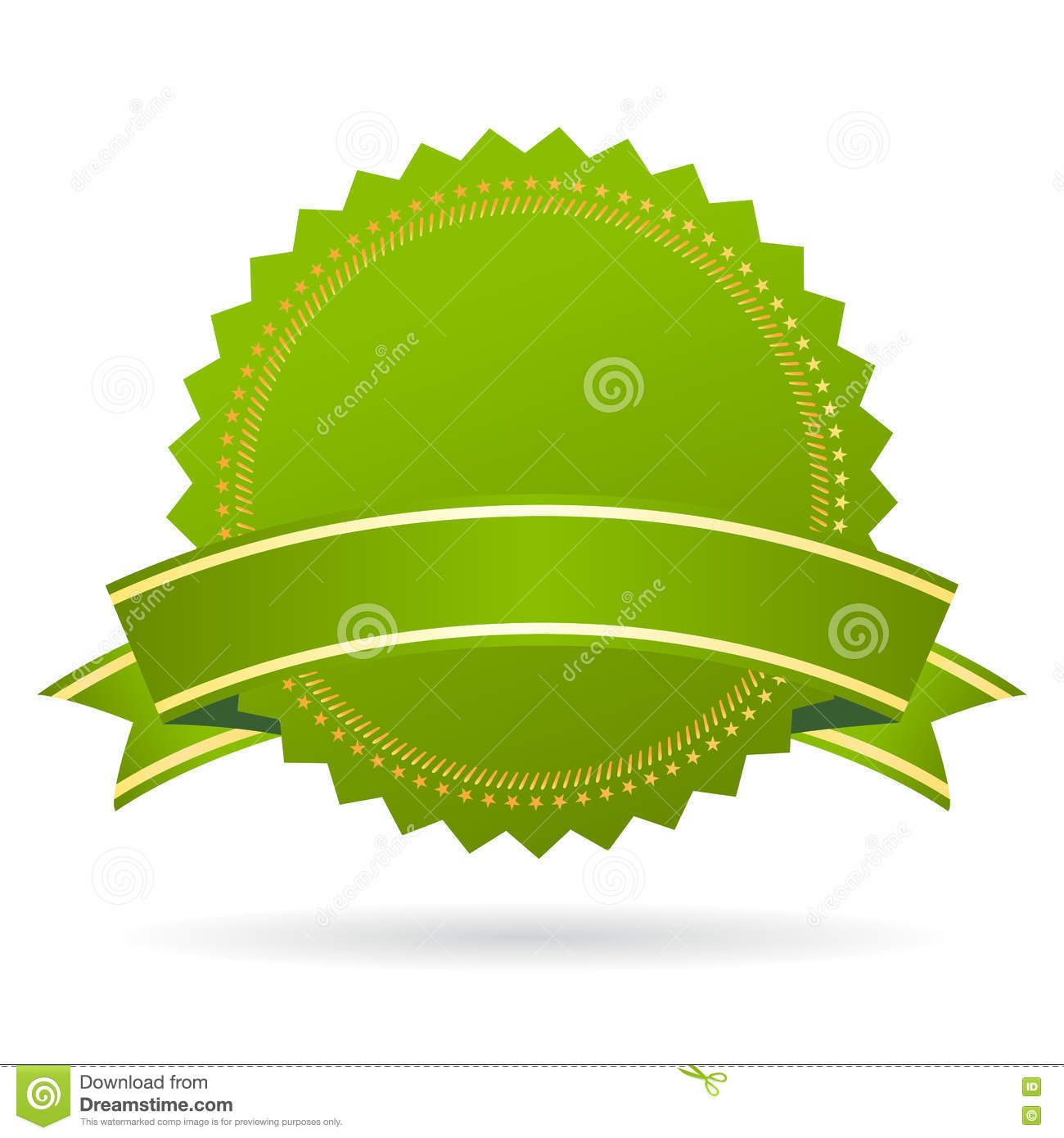 Gold star award certification seal stock illustrations 111 gold green certificate seal vector illustration stock images 1betcityfo Choice Image