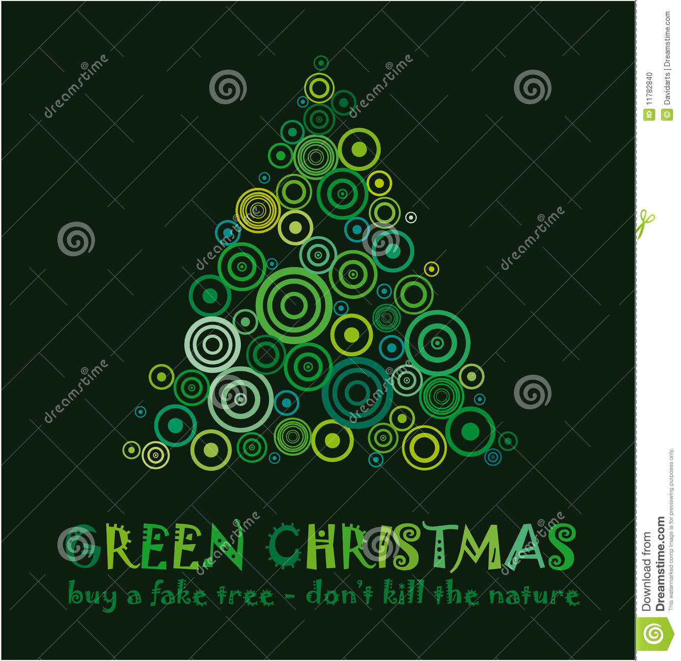 Fake Christmas Tree