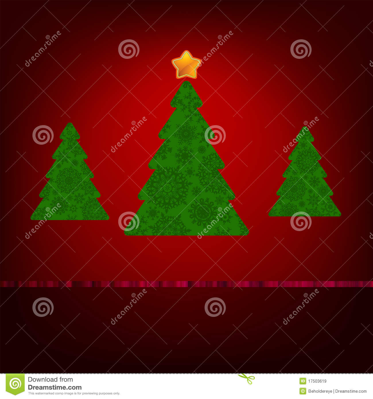 Abstract red and green background for christmas festival for Red green christmas tree