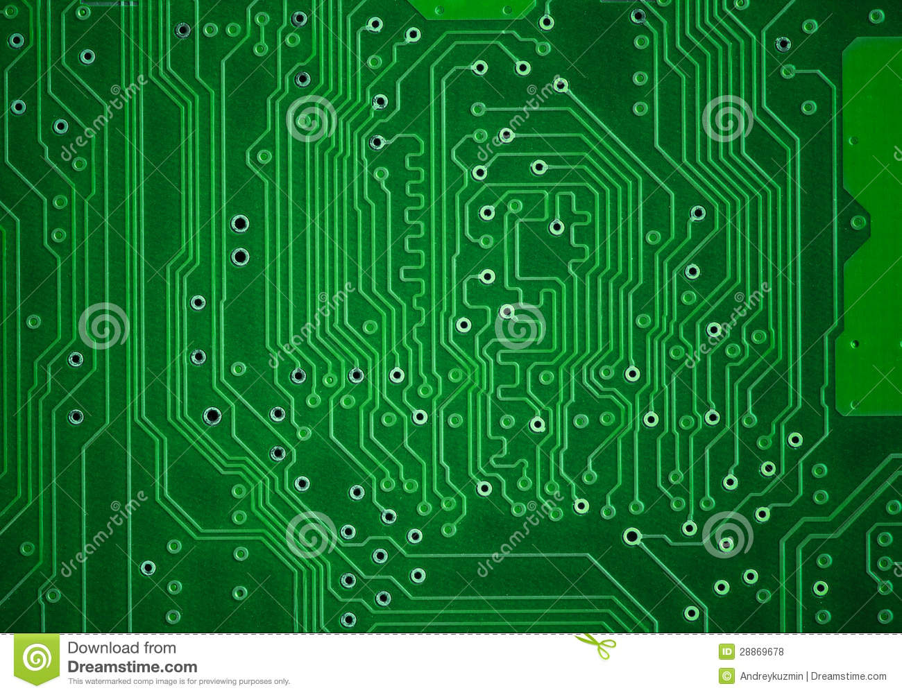 ... Circuit Plate Background Royalty Free Stock Photos - Image: 28869678