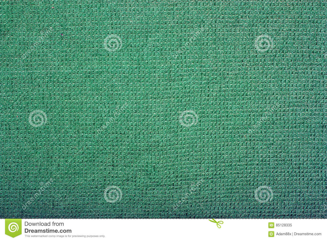 Green Cloth Cotton Fabric Background Design Stock Image Image Of