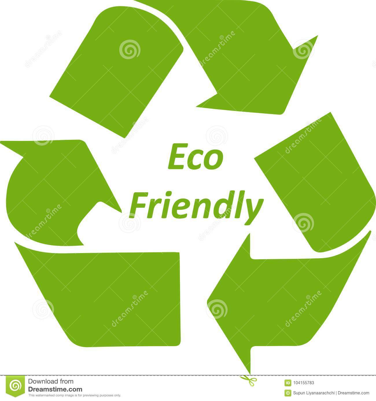 green eco friendly recycle symbol icon stock vector recycle symbol vector free download recycle symbol vector download