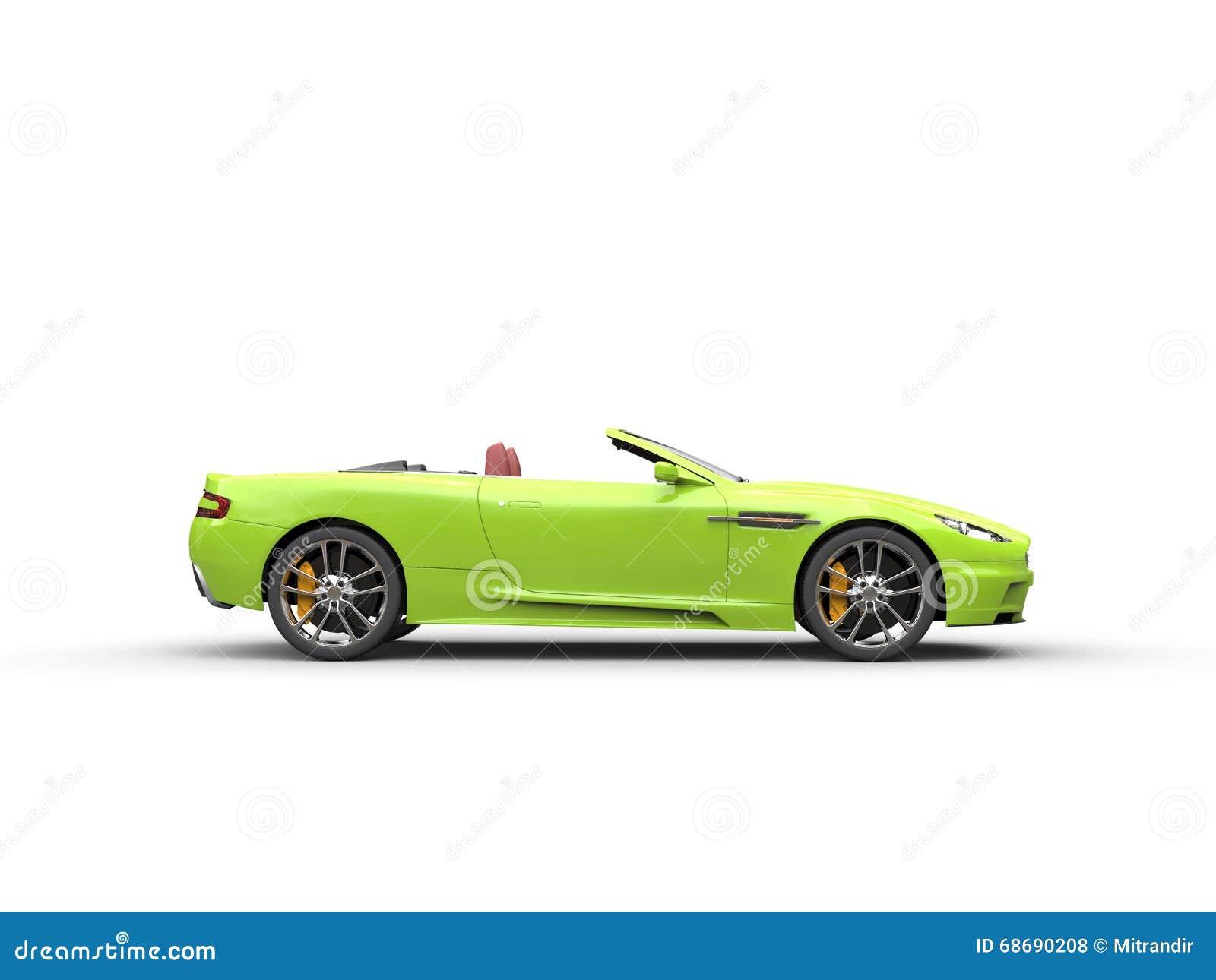 Green Convertible Spor...