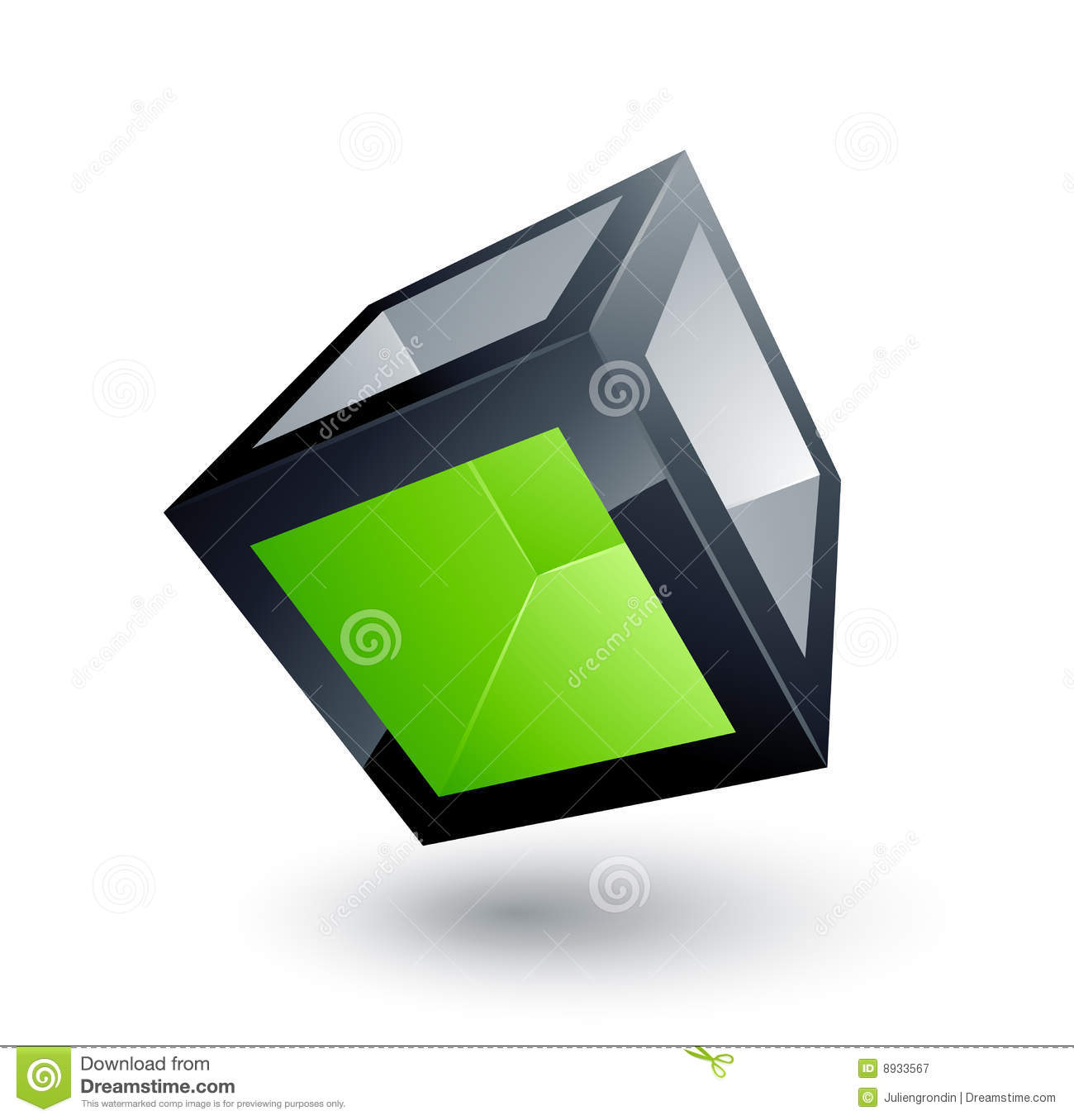 Green Cube Images - Reverse Search
