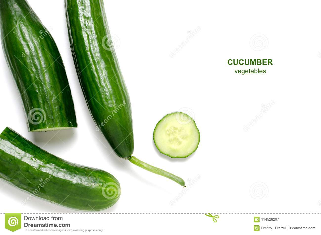 What are the vitamins in cucumbers and tomatoes? 57
