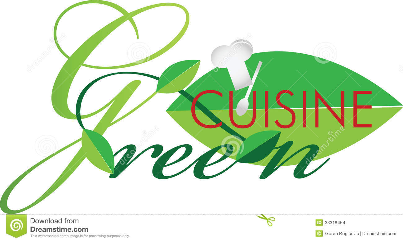 Green cuisine stock images image 33316454 for Cuisine on the green