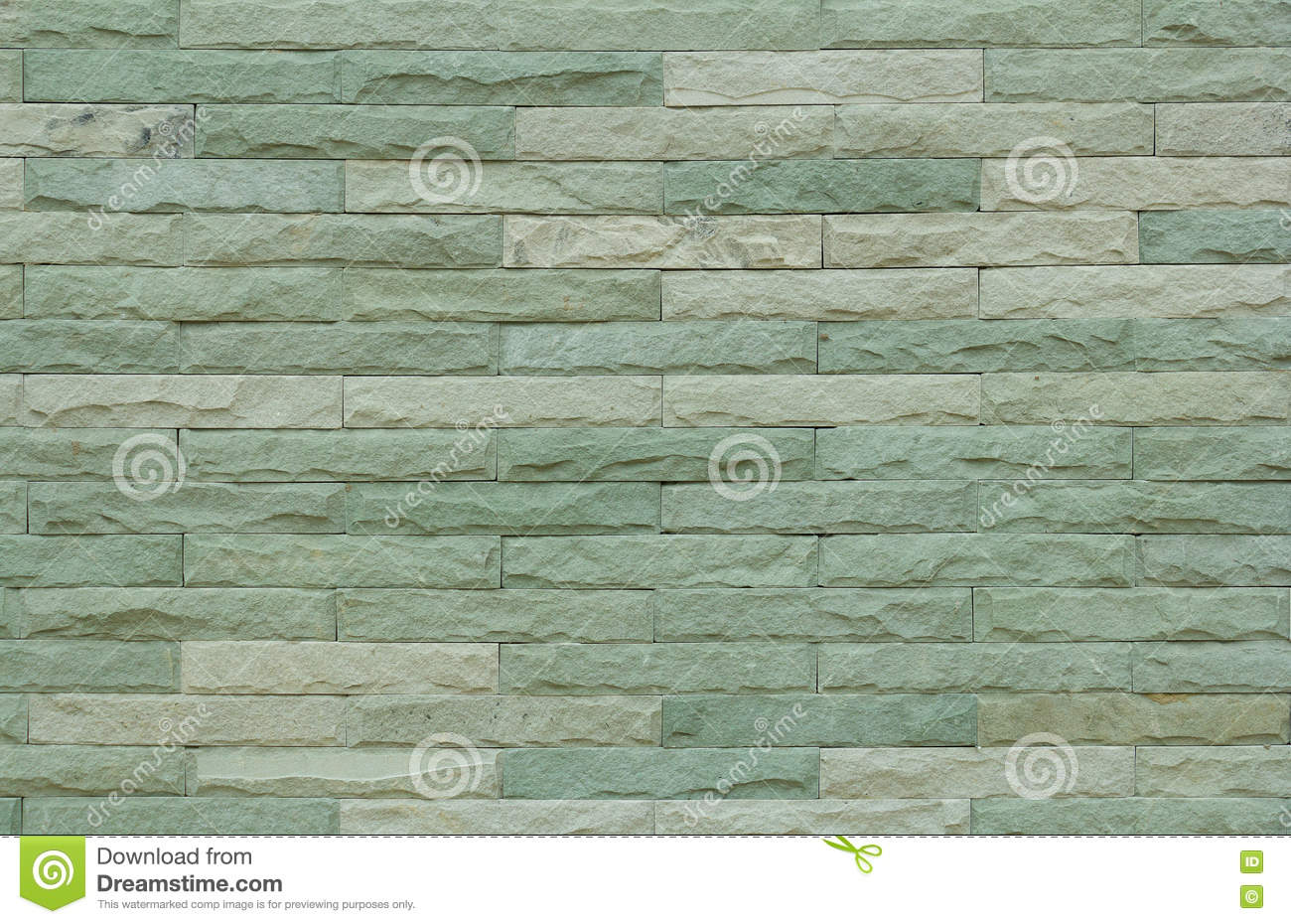 Decorative Stone Wall green decorative stone wall texture background stock photo - image