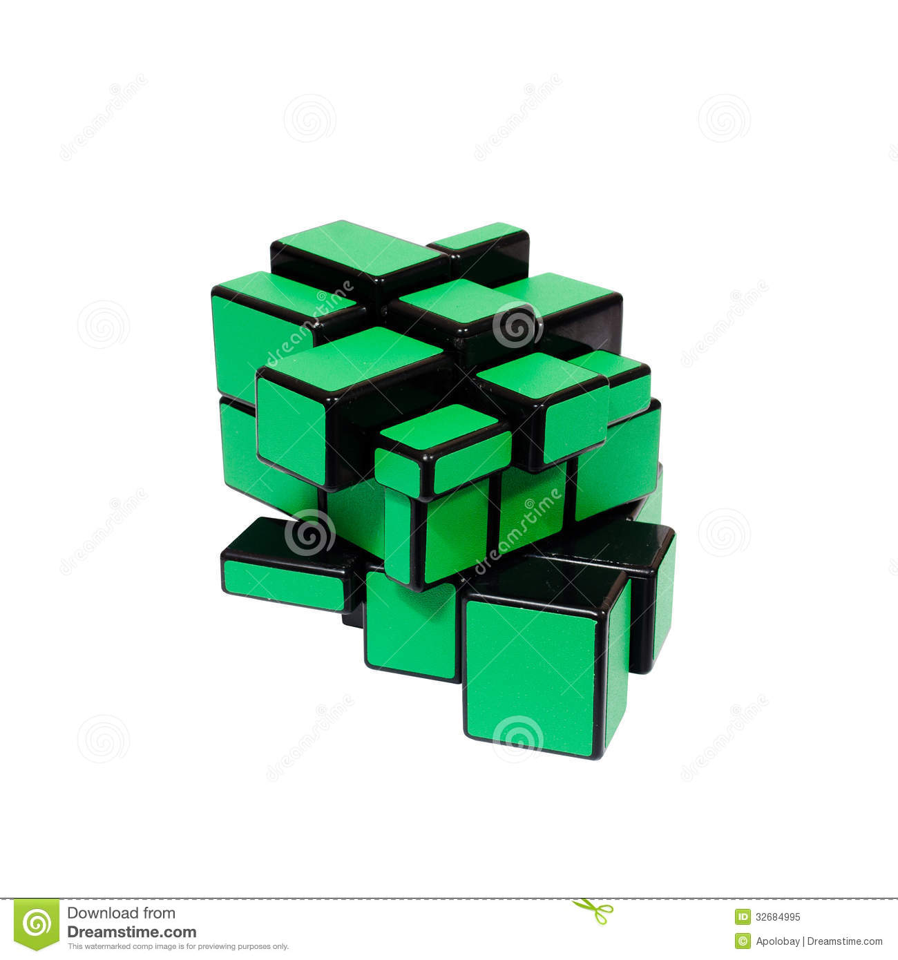 Green Developing Toy Isolated On White Royalty Free Stock Photo ...: dreamstime.com/royalty-free-stock-photo-green-developing-toy...