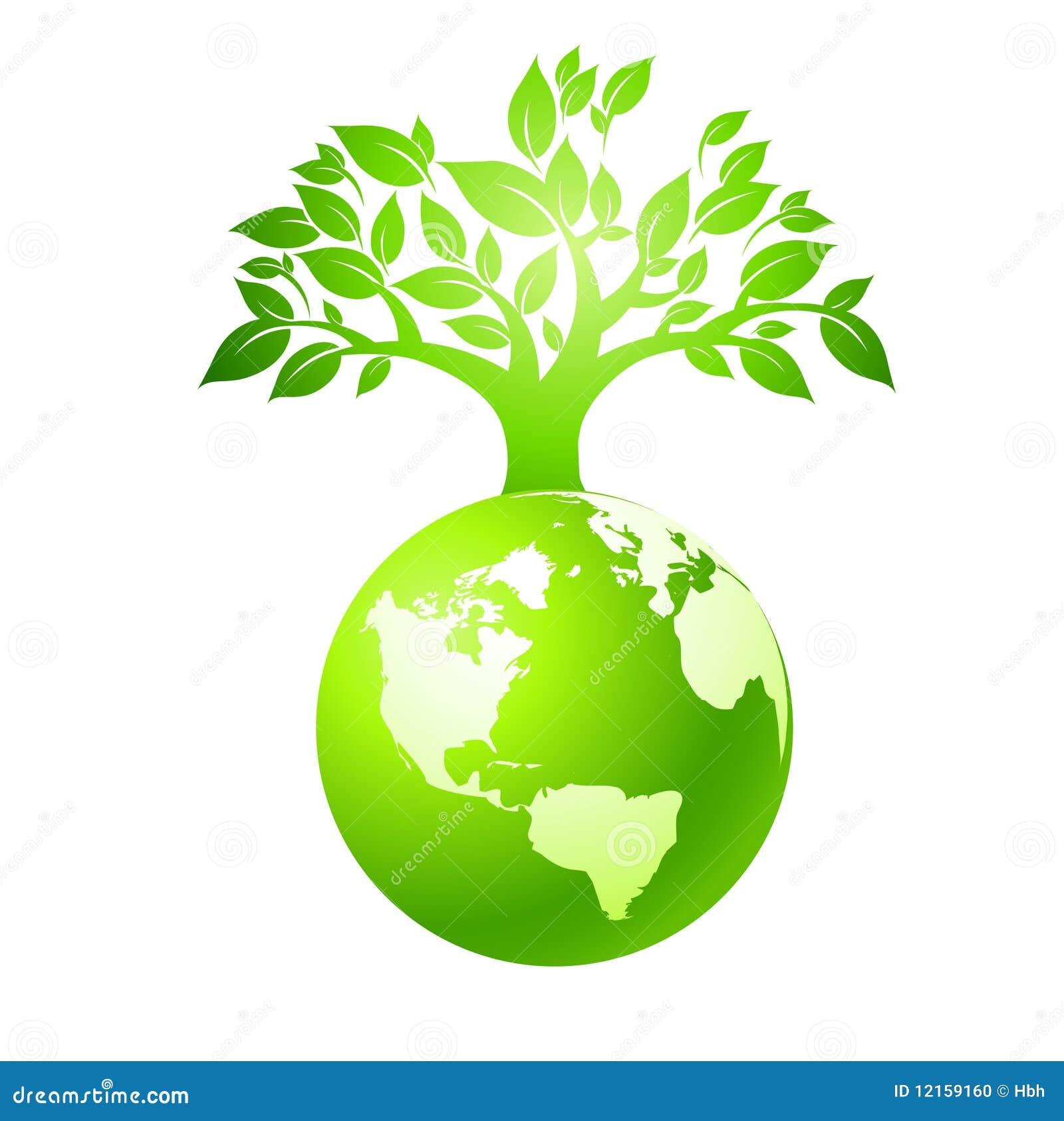 green earth stock illustration illustration of pollution Earth Clip Art Planet Earth Art