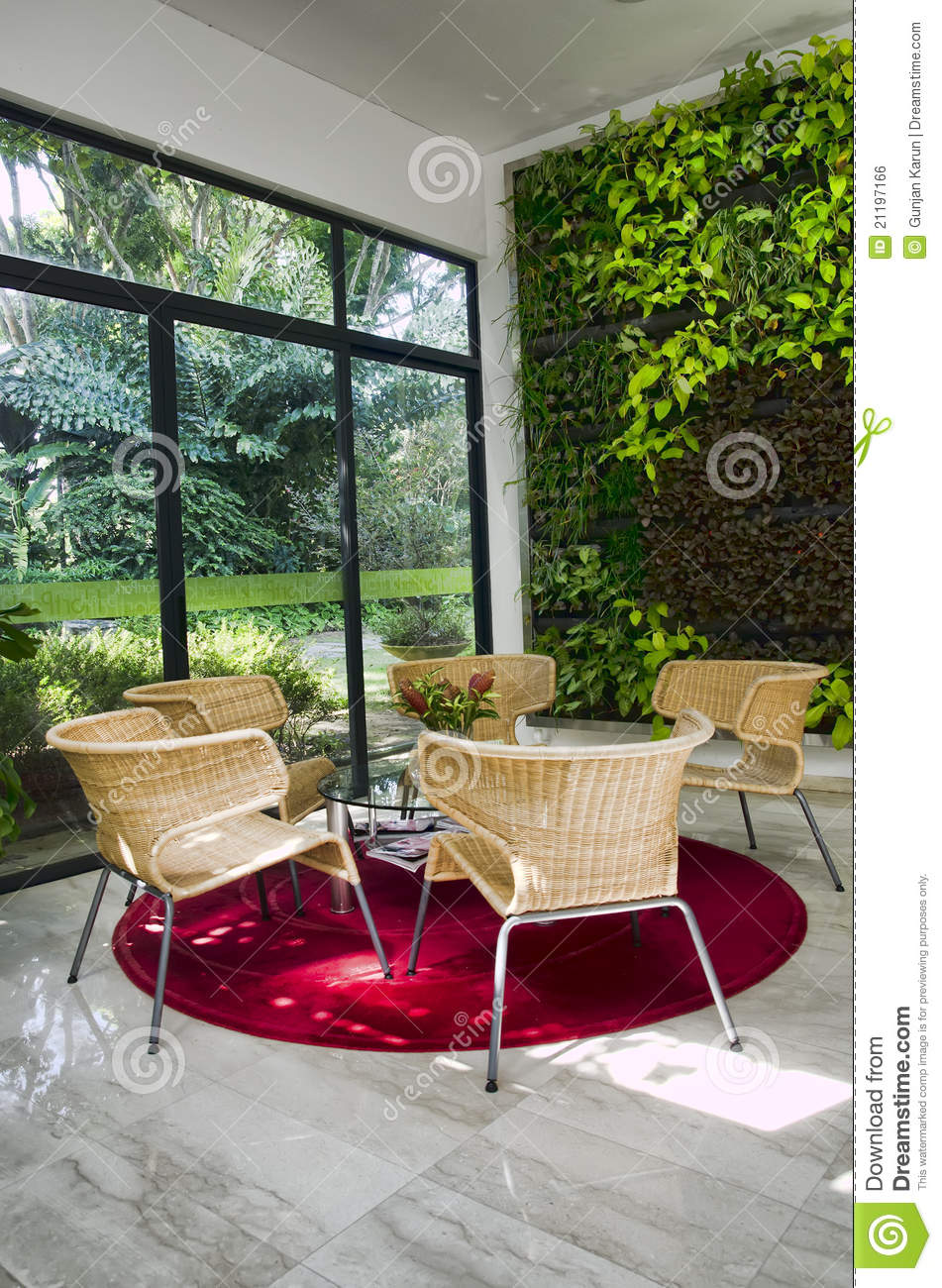 Royalty Free Stock Photo. Download Green Eco Friendly Environment Living  Room ... Part 6