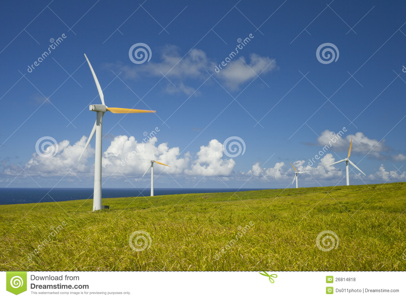 ... Free Stock Photos: Green ecology, Alternative wind energy sources