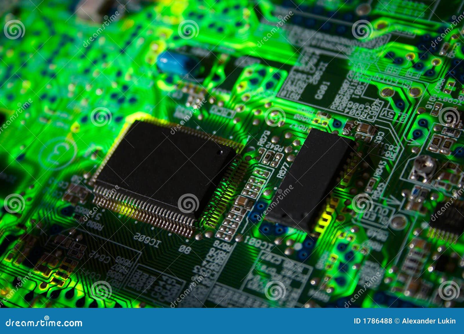 Green electronic board