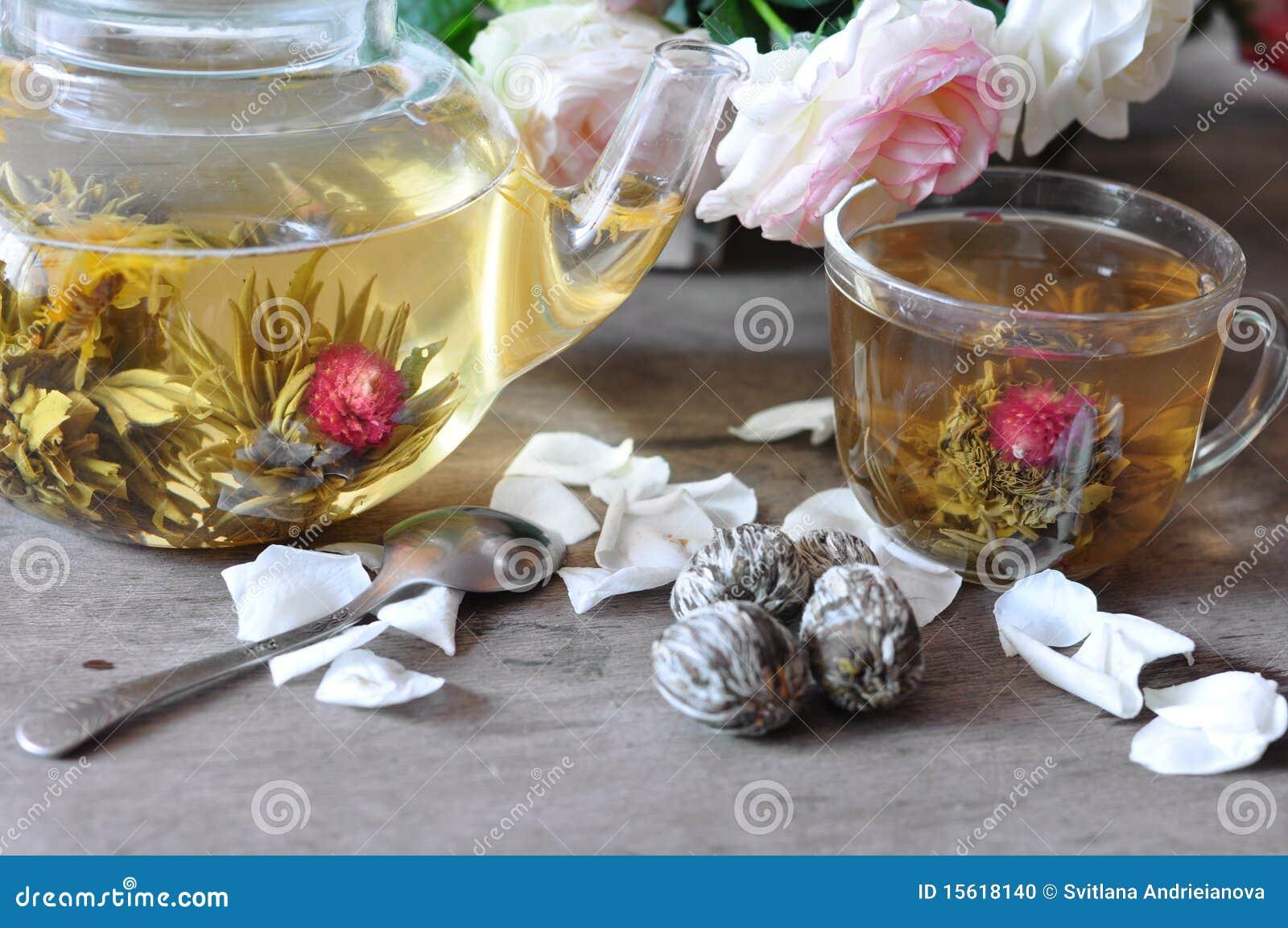 Green elite tea