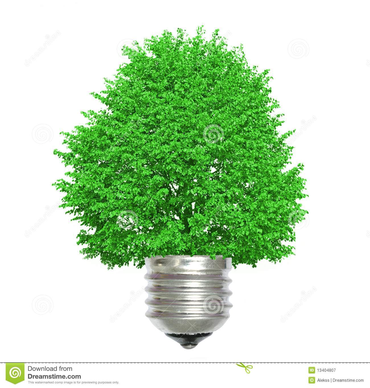 Green Energy Royalty Free Stock Photography Image 13404807