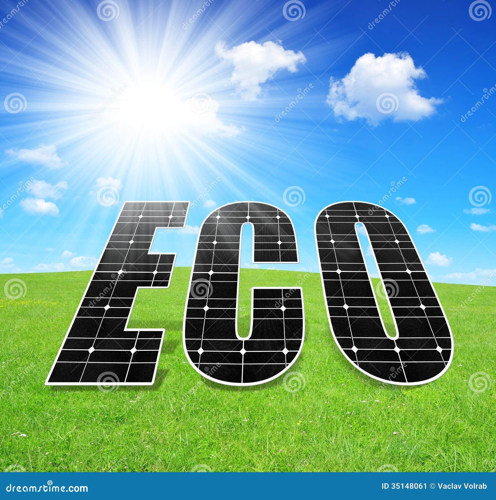 Green Energy Concepts Stock Illustration Illustration Of