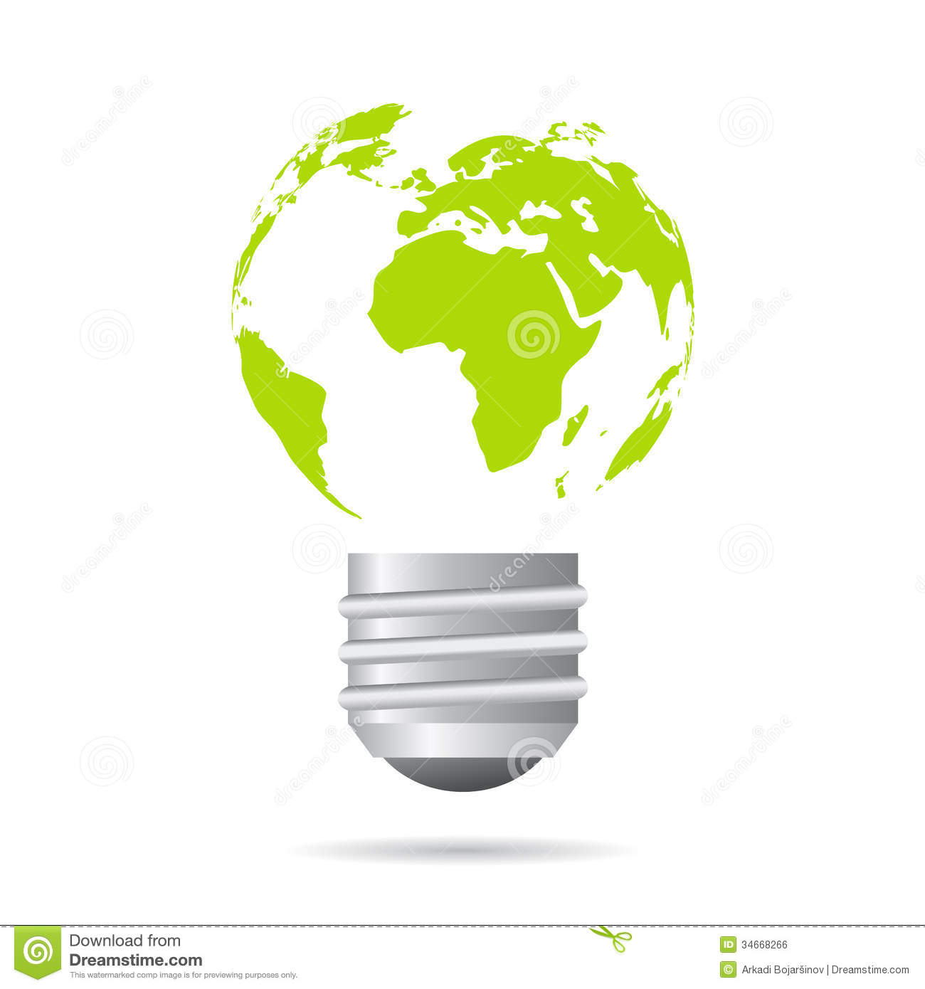 Green Energy Royalty Free Stock Image - Image: 34668266