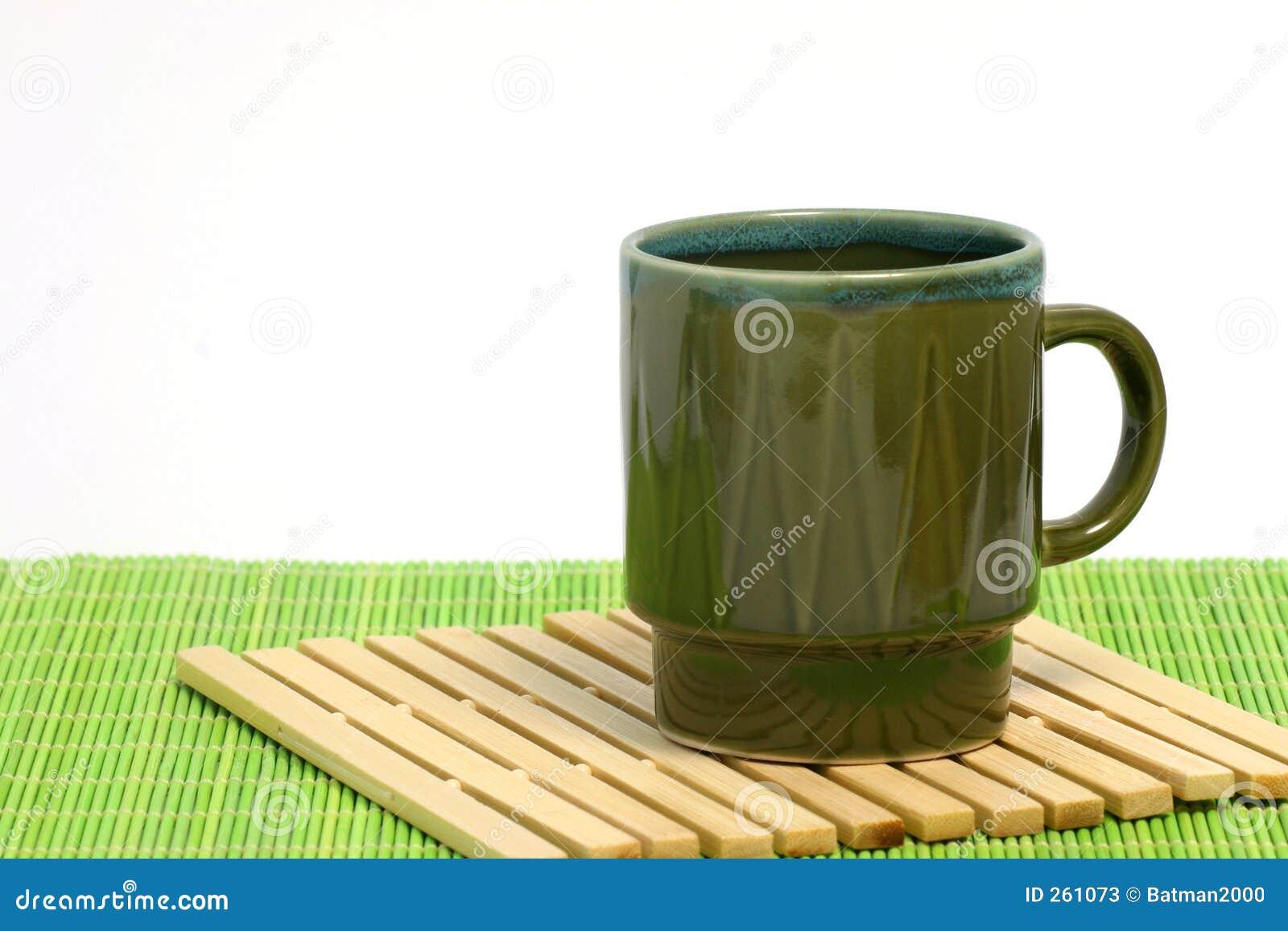 Green för kaffekopp