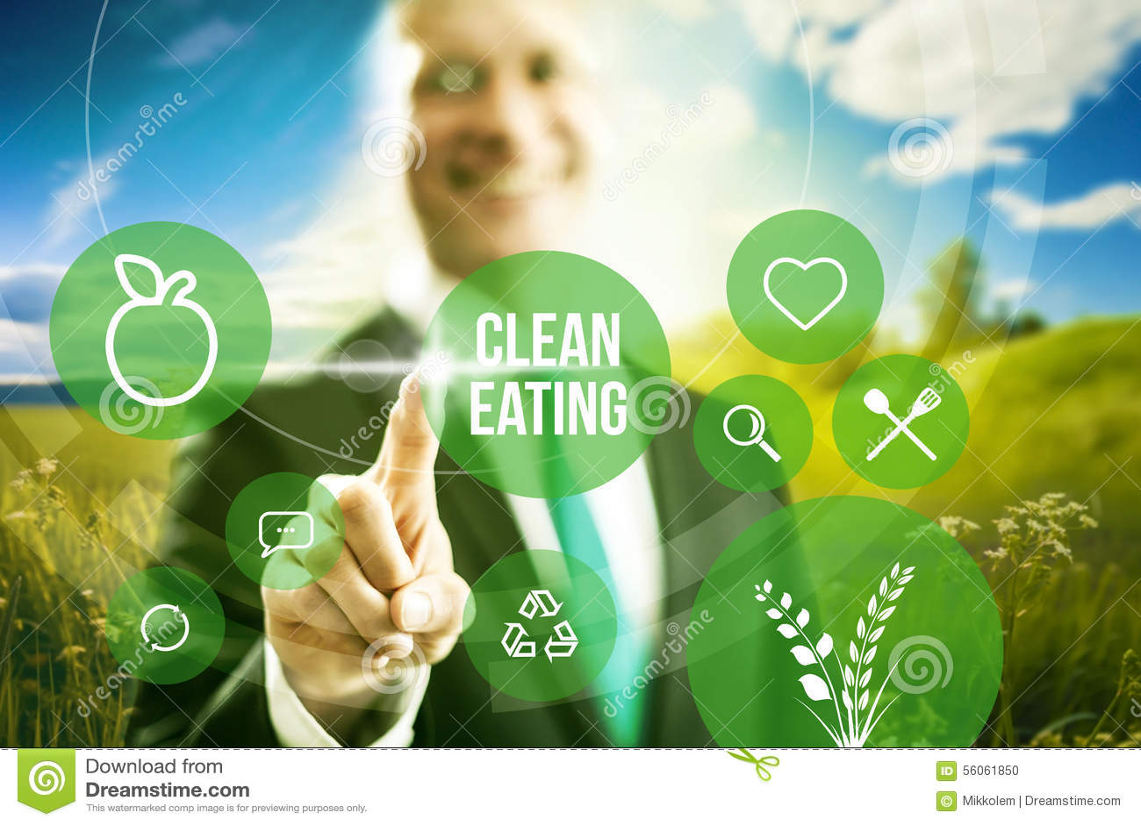 Green food industry