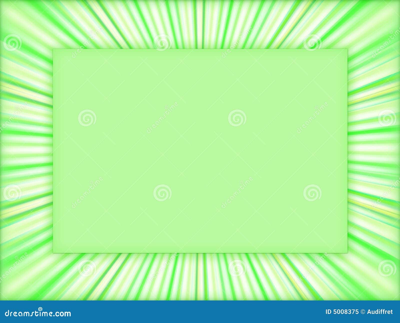green frame background stock illustration image of
