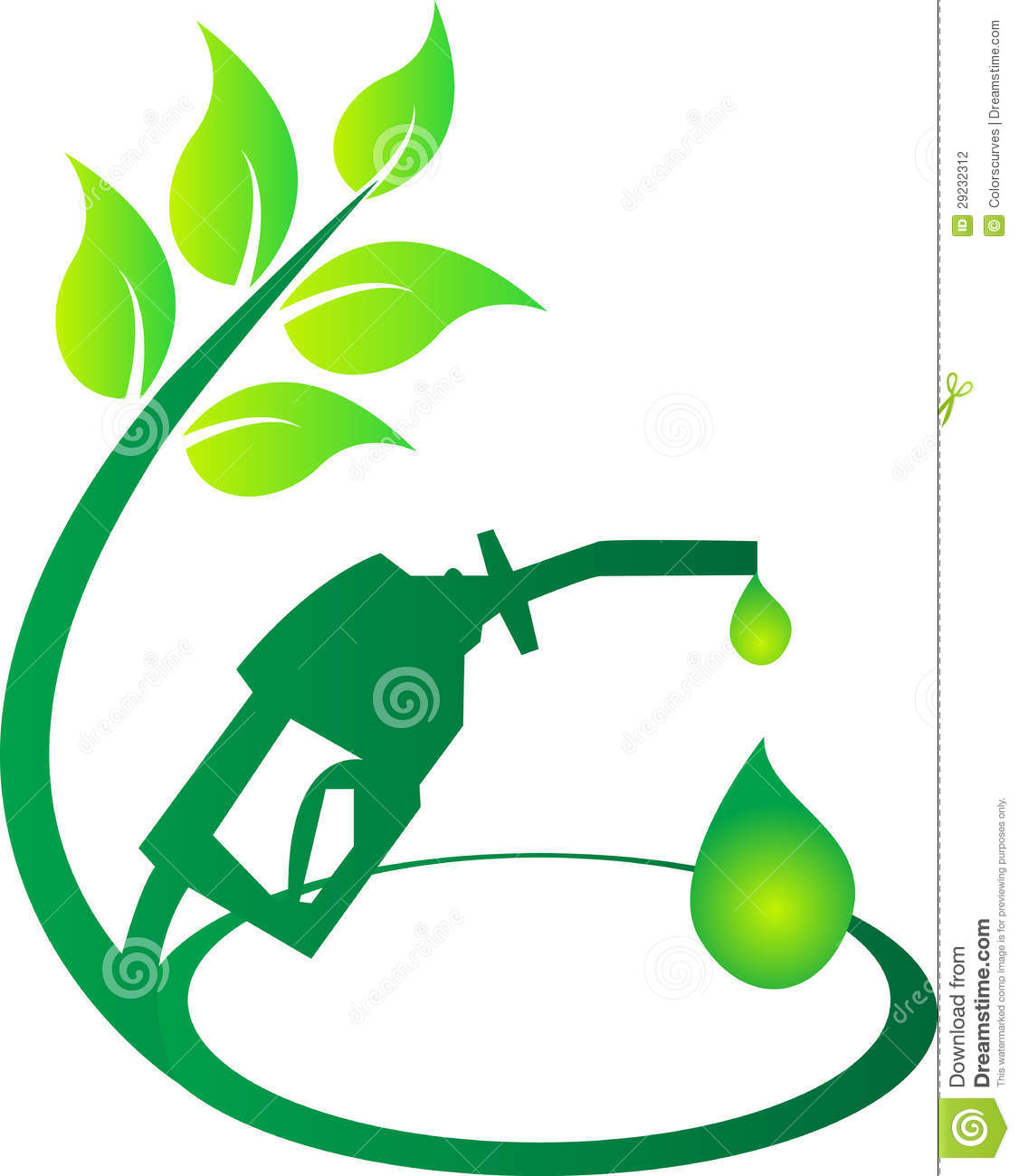 green or gasoline Green light gas never go to a gas station again get gas delivered to your car once a week.