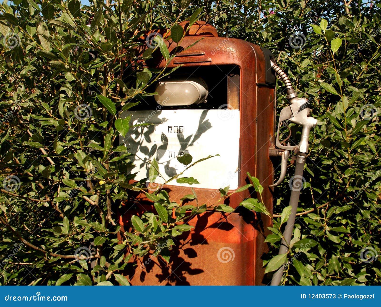 Green gasoline in lofoten