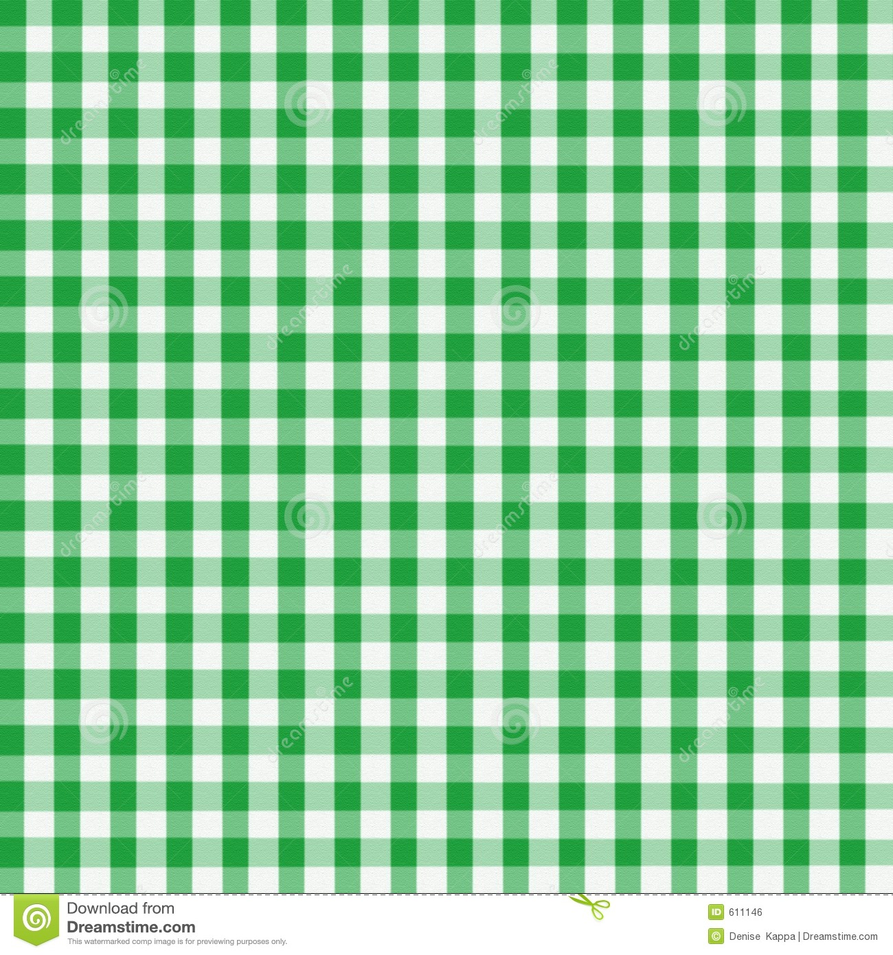 Amazing Royalty Free Stock Photo. Download Green Gingham ...