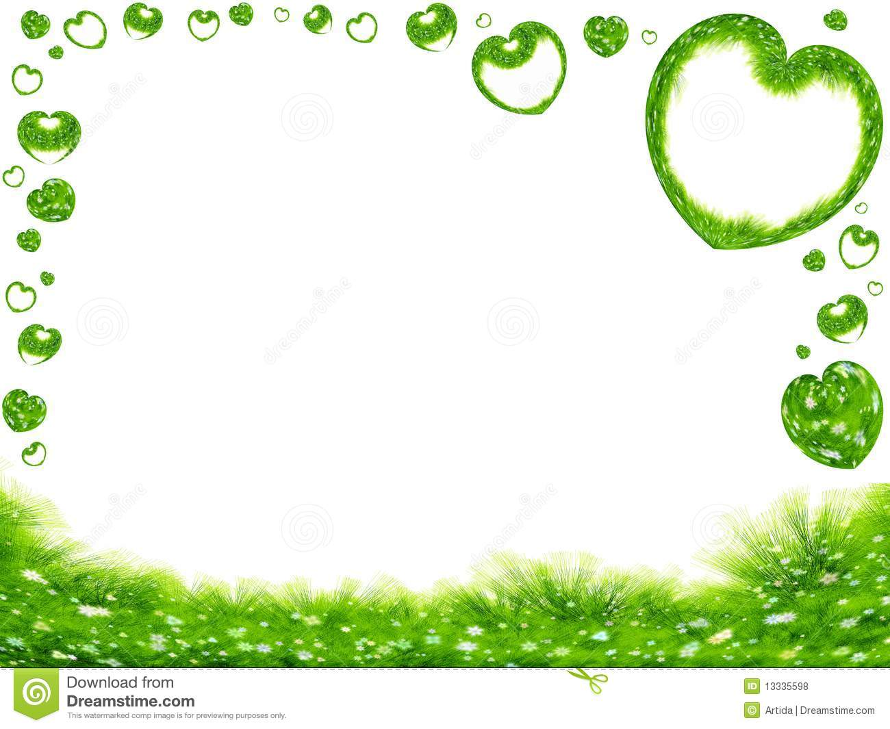 Green Grass And Hearts...
